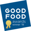 Good Food Awards Winner 2019