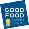 Good Food Awards Winner 2015