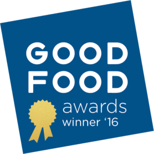 Good Food Awards Winner 2016