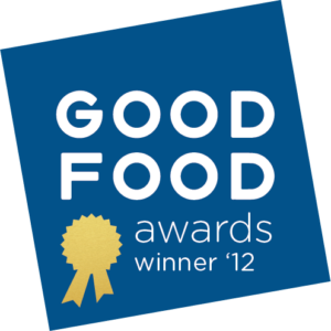 Good Food Awards Winner 2012