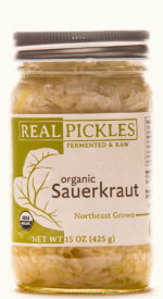 Real Pickles Organic Sauerkraut
