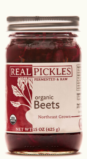 Real Pickles Organic Beets