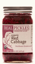Real Pickles Organic Red Cabbage