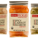 Real Pickles Small Batch 2018