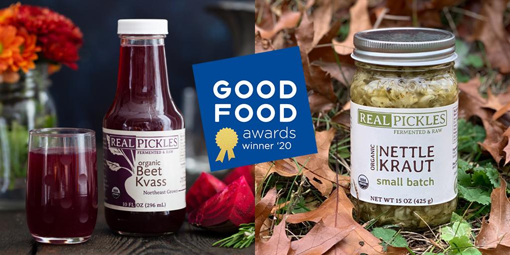 Good Food Award Winners
