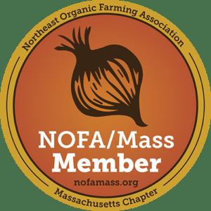 NOFA Mass member badge